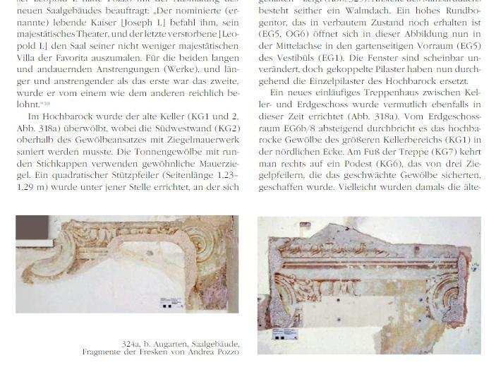 Andrea Pozzo: Ausmalung, 1705