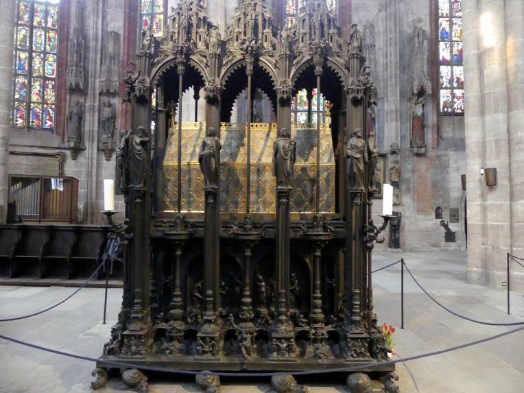 Peter Vischer der Ältere : Grab des Hl. Sebaldus, 1507 - 1512