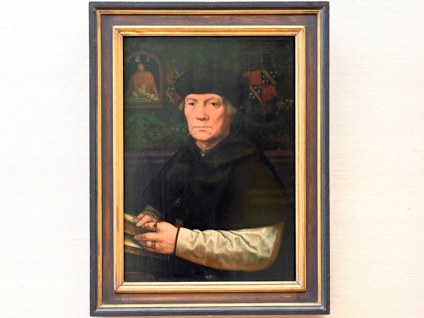Bernard van Orley: Jean Carondelet, Um 1530