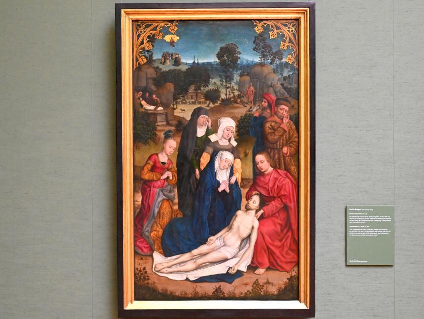 Derick Baegert: Beweinung Christi, Um 1509
