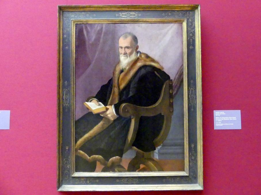 Santi di Tito (Kopie): Bildnis des Humanisten Piero Vettori, 1570 - 1574