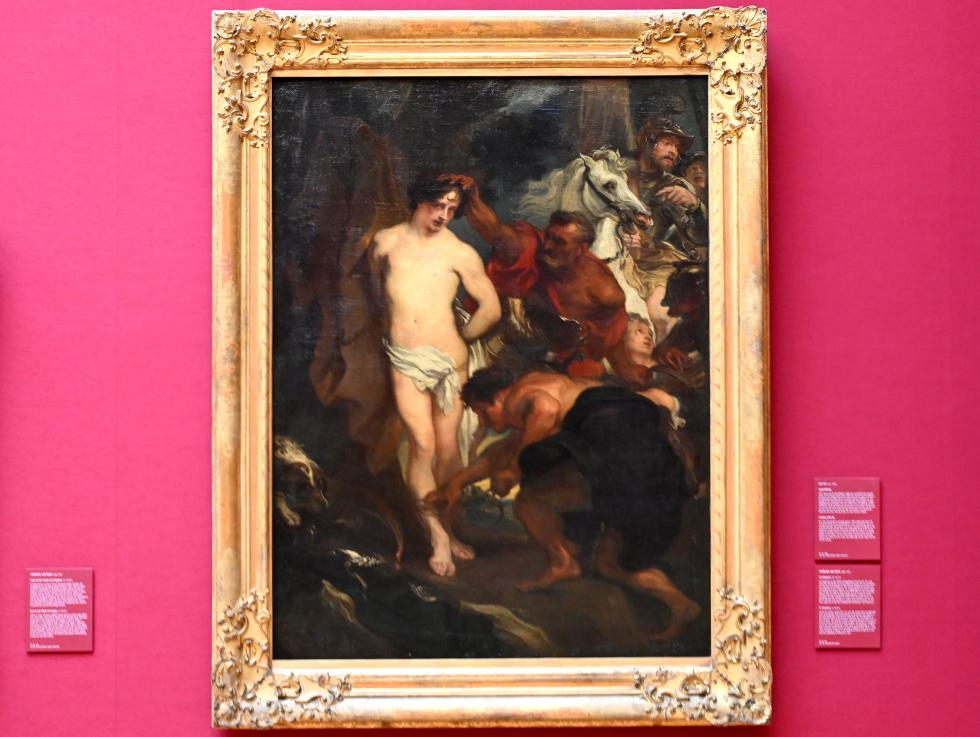 Anthonis (Anton) van Dyck: Martyrium des hl. Sebastian, 1621 - 1622