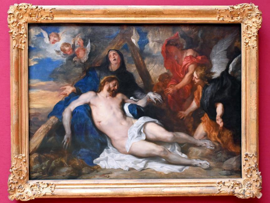 Anthonis (Anton) van Dyck: Beweinung Christi, 1634