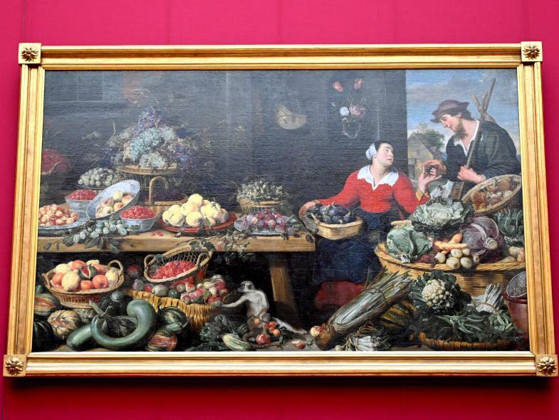 Frans Snyders: Obst- und Gemüseladen, Undatiert