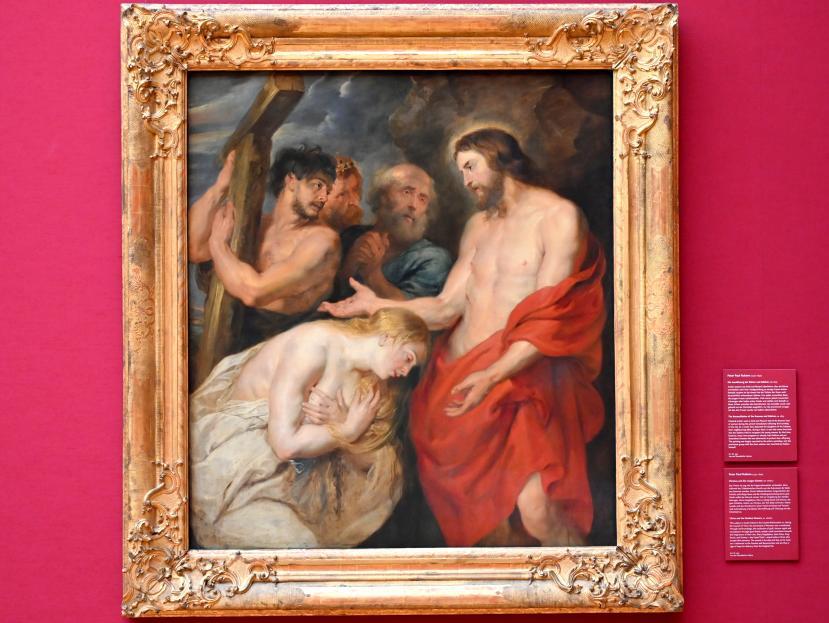 Peter Paul Rubens: Christus und die reuigen Sünder, Um 1616 - 1617