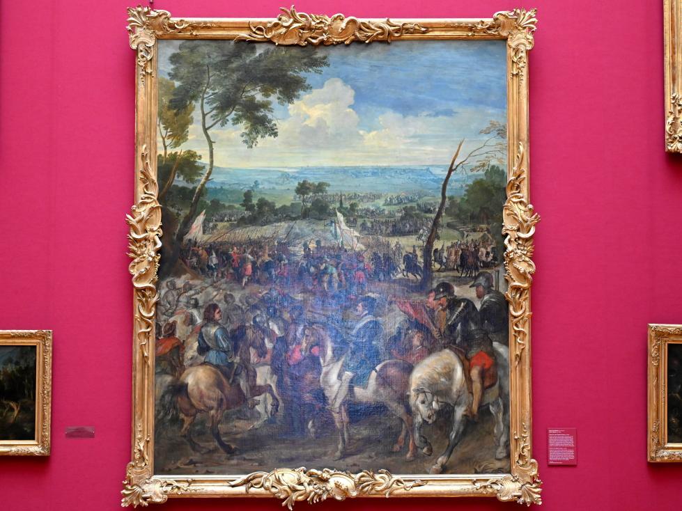 Peter Paul Rubens: Heinrich IV. in der Schlacht bei Arques, um 1630 - 1631, Bild 1/2