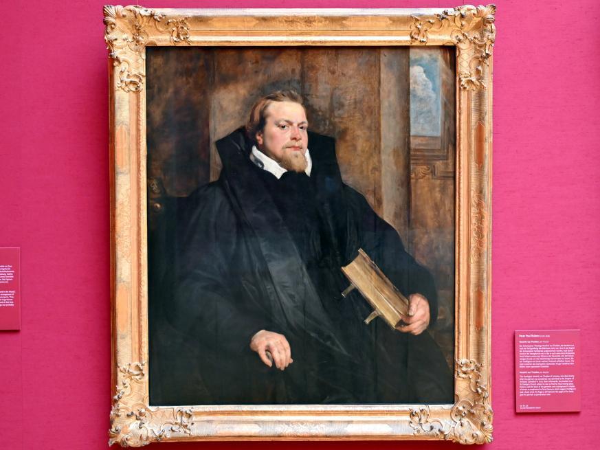 Peter Paul Rubens: Hendrik van Thulden, um 1615 - 1616