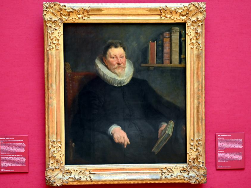 Peter Paul Rubens: Jan Brant, 1635