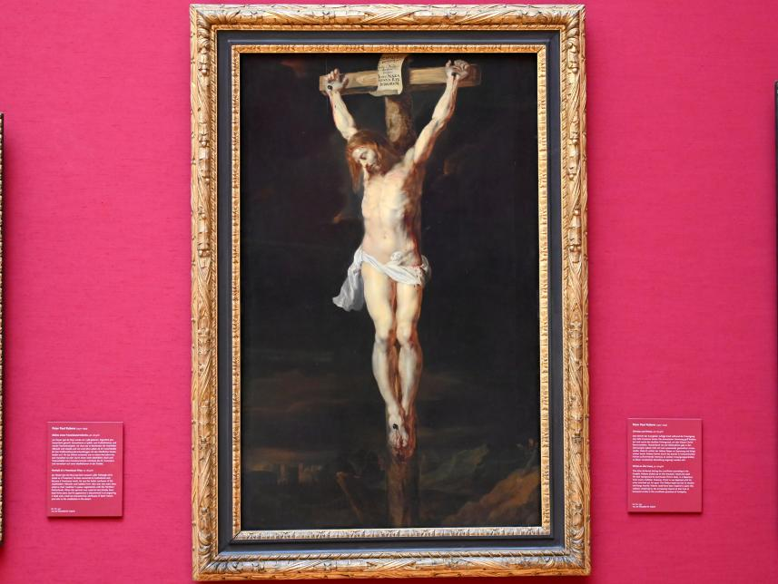 Peter Paul Rubens: Christus am Kreuz, um 1615 - 1616