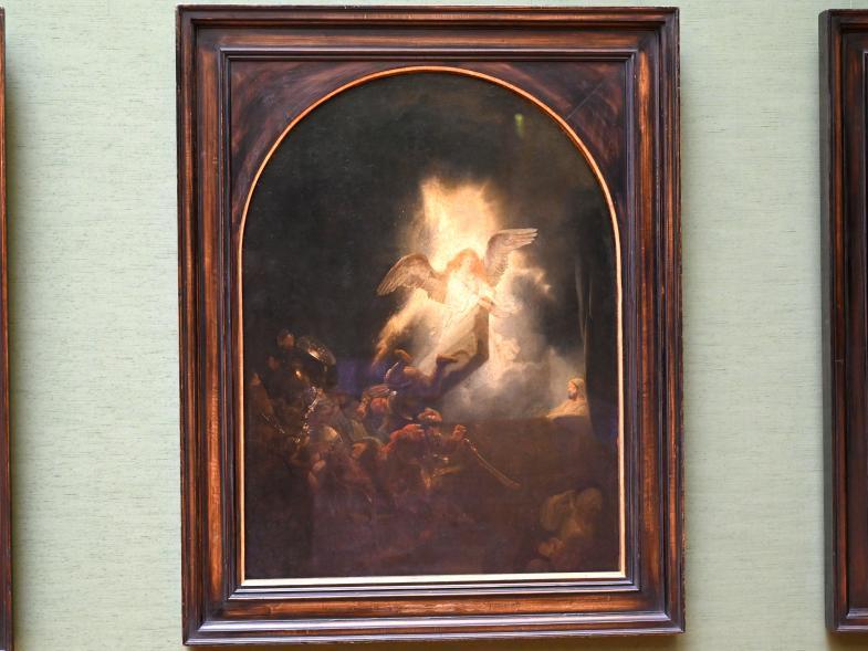 Rembrandt (Rembrandt Harmenszoon van Rijn): Auferstehung Christi, 1636 - 1639