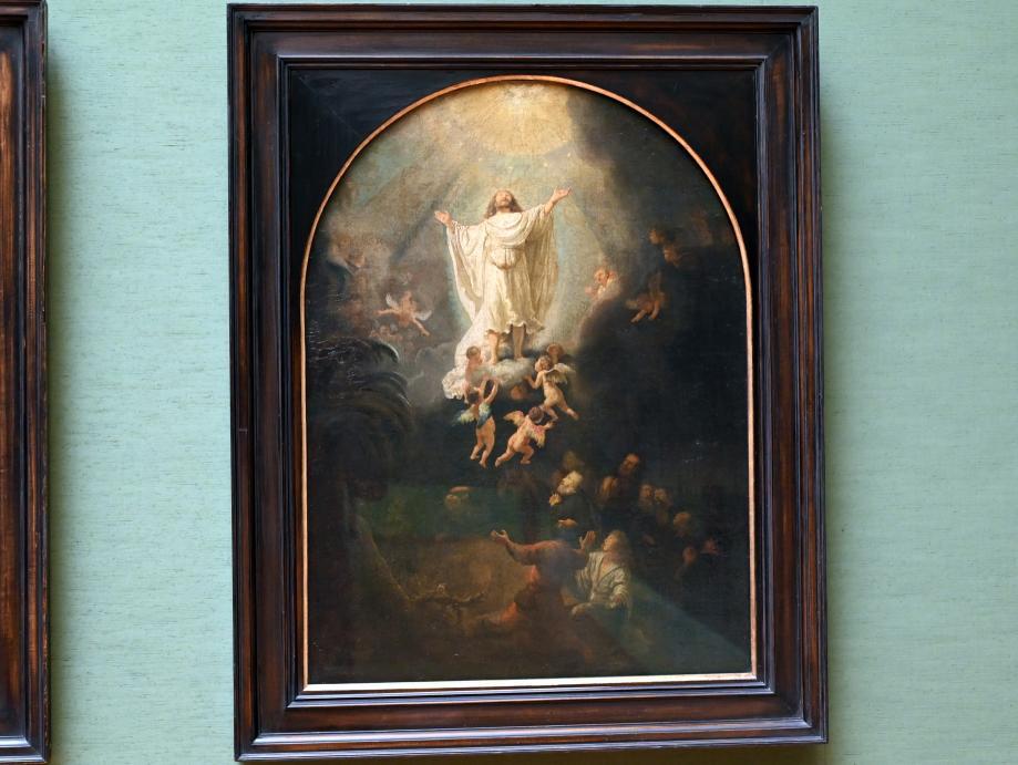 Rembrandt (Rembrandt Harmenszoon van Rijn): Himmelfahrt Christi, 1636