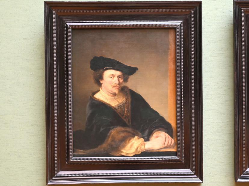 Ferdinand Bol: Bildnis eines Herrn, Um 1645 - 1646