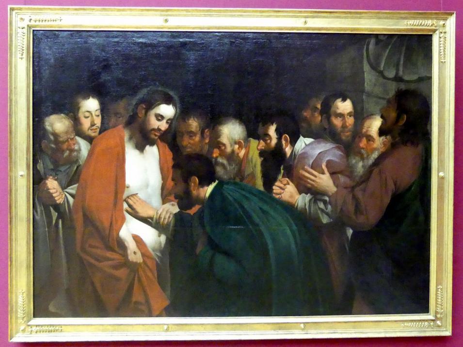 Johann Ulrich Loth: Der ungläubige Thomas, Um 1630 - 1640