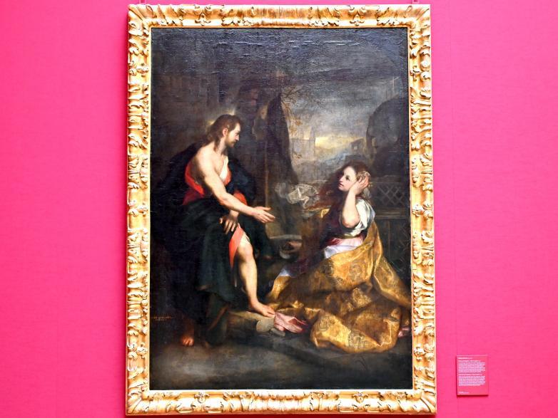 Federico Barocci: Christus und Magdalena, 1590