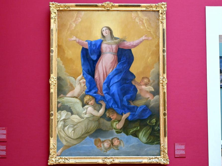 Guido Reni: Die Himmelfahrt Mariae, Um 1638 - 1639
