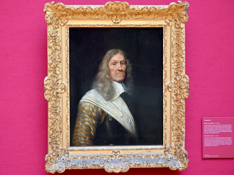 Bildnis eines Feldherrn, Um 1650 - 1670