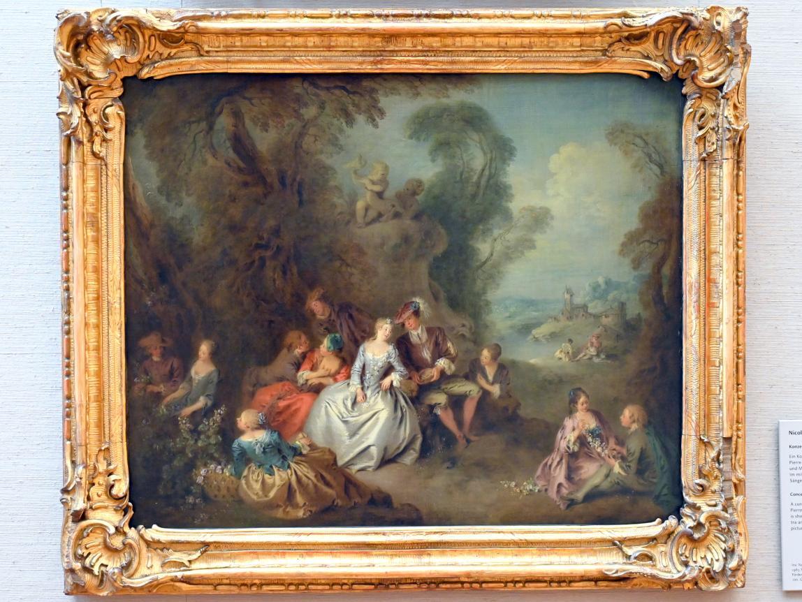 Jean-Baptiste Pater: Die Freuden des Landlebens, um 1735