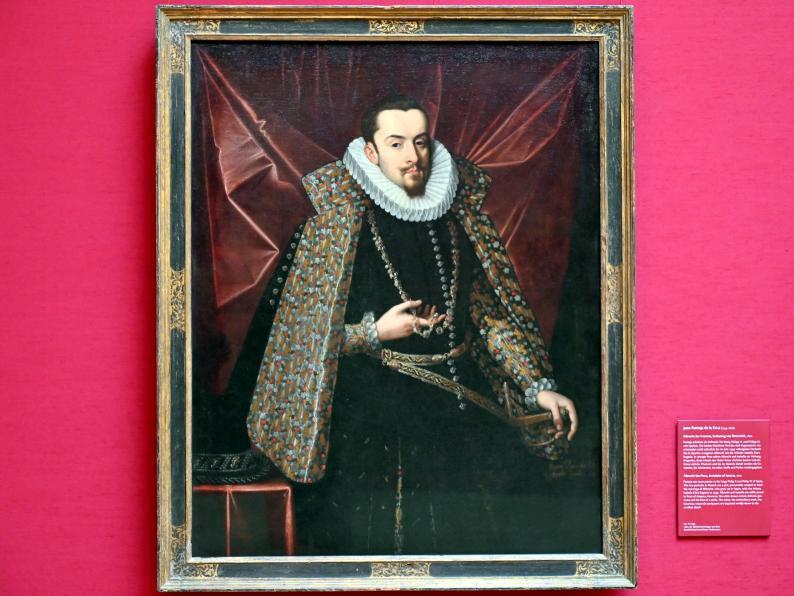 Juan Pantoja de la Cruz: Albrecht der Fromme, Erzherzog von Österreich, 1600