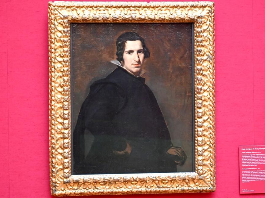 Diego Rodríguez de Silva y Velázquez: Junger spanischer Edelmann, Um 1631