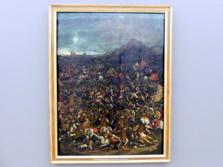 Hans Burgkmair der Ältere: Schlacht bei Cannae, 1529