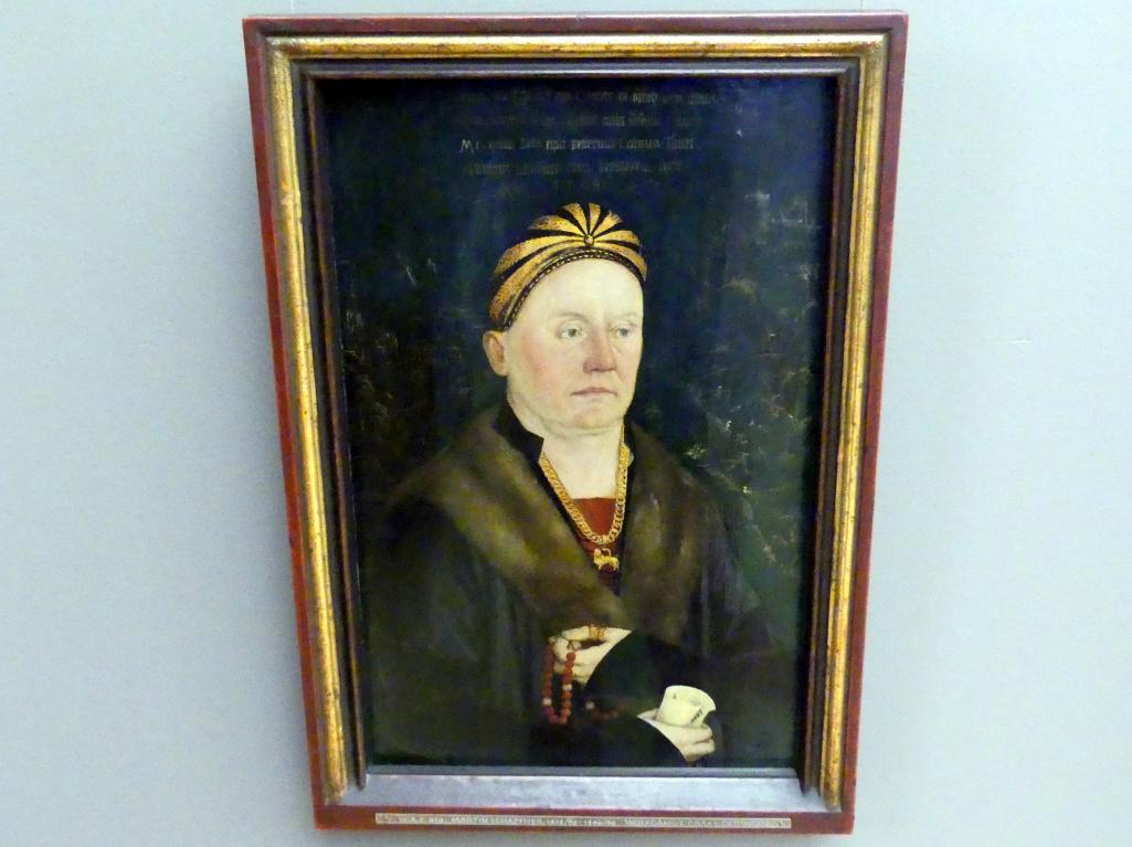 Martin Schaffner: Wolfgang I. Graf von Oettingen (1455-1522), 1508