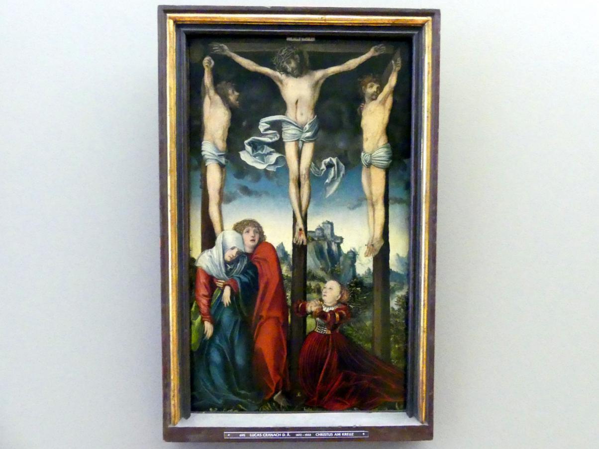 Lucas Cranach der Ältere: Christus am Kreuz, Um 1515 - 1520