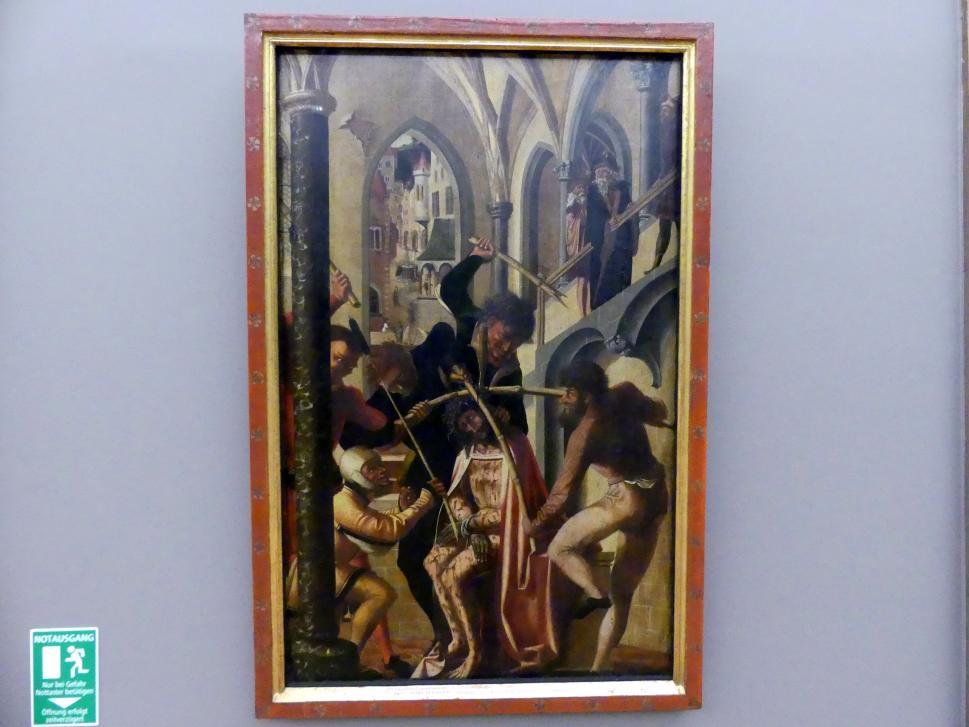 Marx Reichlich: Dornenkrönung Christi, 1506