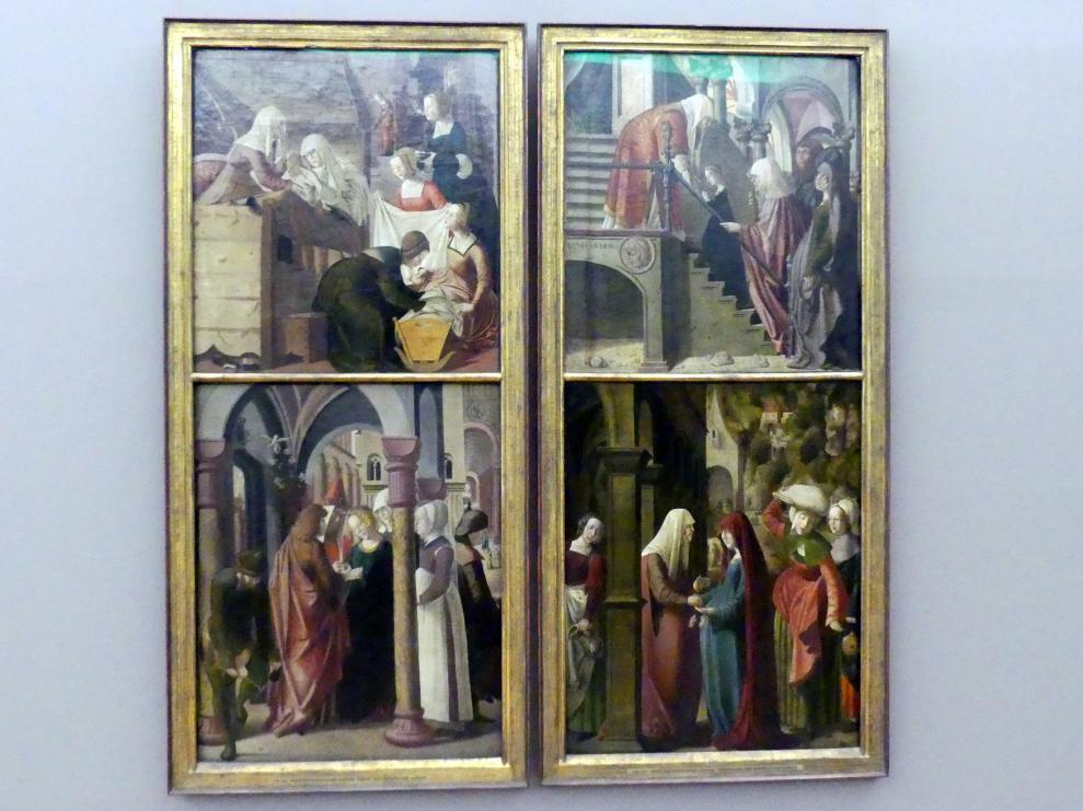 Marx Reichlich: Marienaltar, 1511
