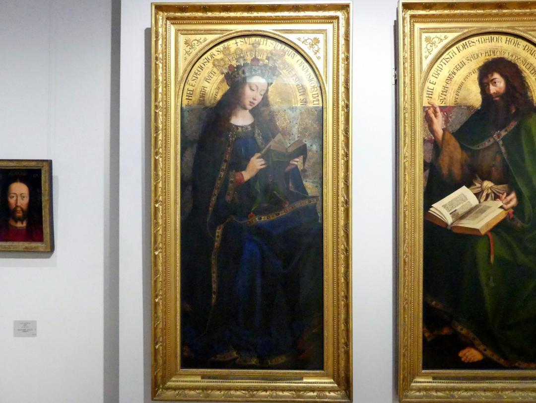 Michiel Coxcie: Maria als Himmelskönigin, Um 1557 - 1559