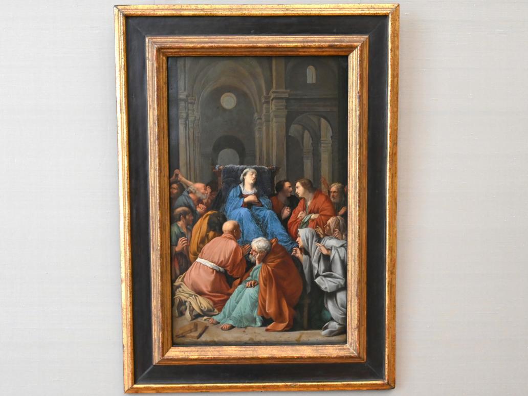 Carlo Saraceni: Der Tod Mariae, Um 1615 - 1619