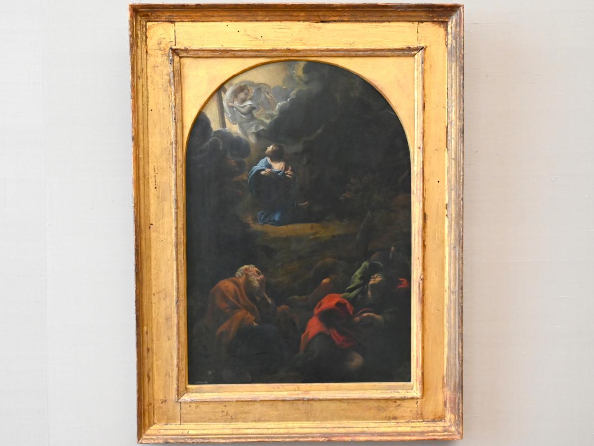 Sisto Badalocchio: Christus am Ölberg, Um 1615