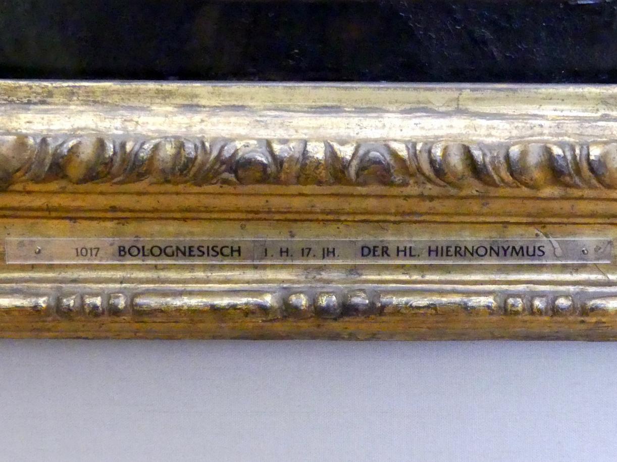 Der hl. Hieronymus, um 1610, Bild 2/2