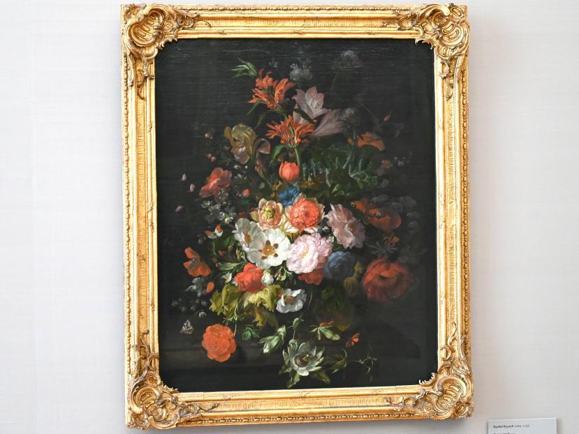 Rachel Ruysch: Blumenstrauß, 1715