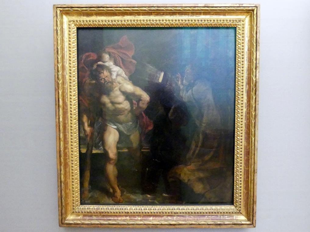 Peter Paul Rubens: Der hl. Christophorus, um 1612 - 1613
