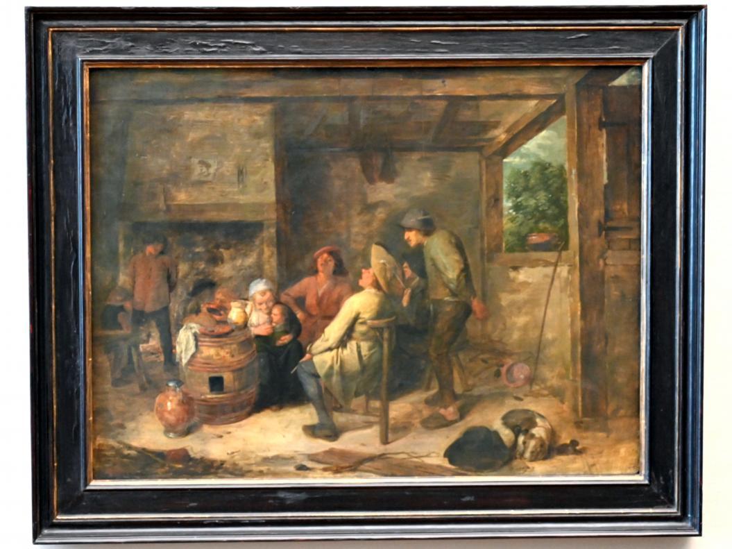 Adriaen Brouwer: Bauernquartett, 1625 - 1638
