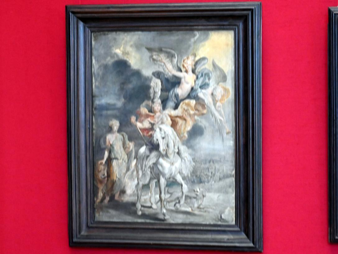 Peter Paul Rubens: Der Triumph von Jülich (Skizze zum Medici-Zyklus), 1622