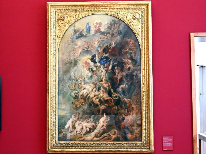 Peter Paul Rubens: Das Kleine Jüngste Gericht, 1621 - 1622