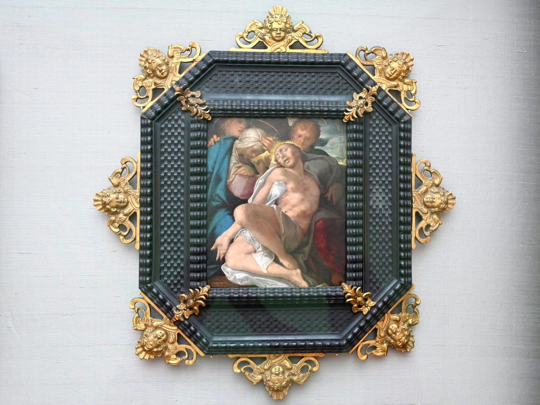 Bartholomäus Spranger: Beweinung Christi, Um 1576