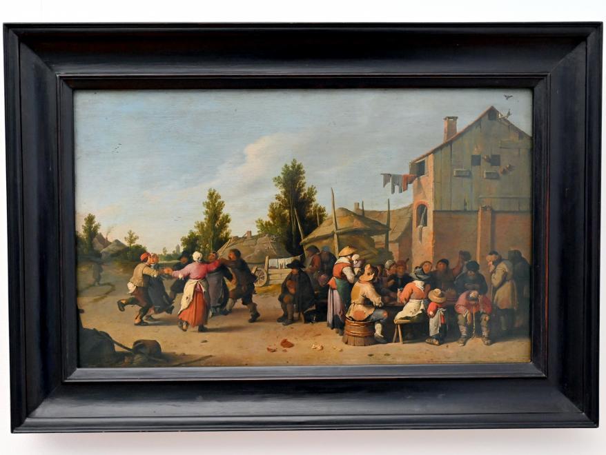 Pieter de Bloot: Bauernbelustigung, 1635
