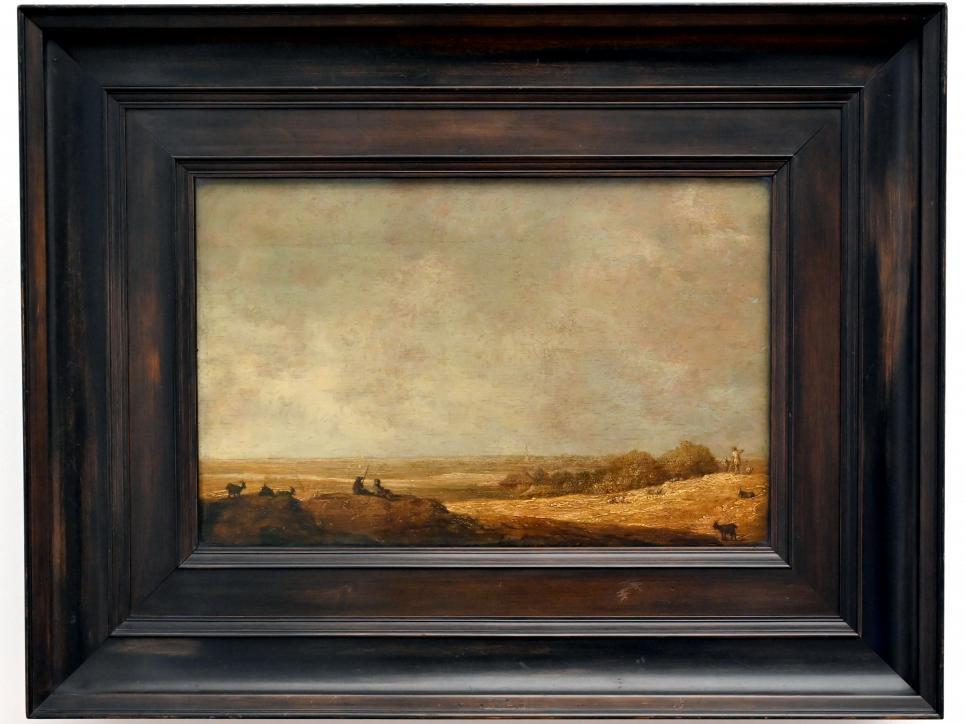 Aelbert Cuyp: Flachlandschaft, um 1640