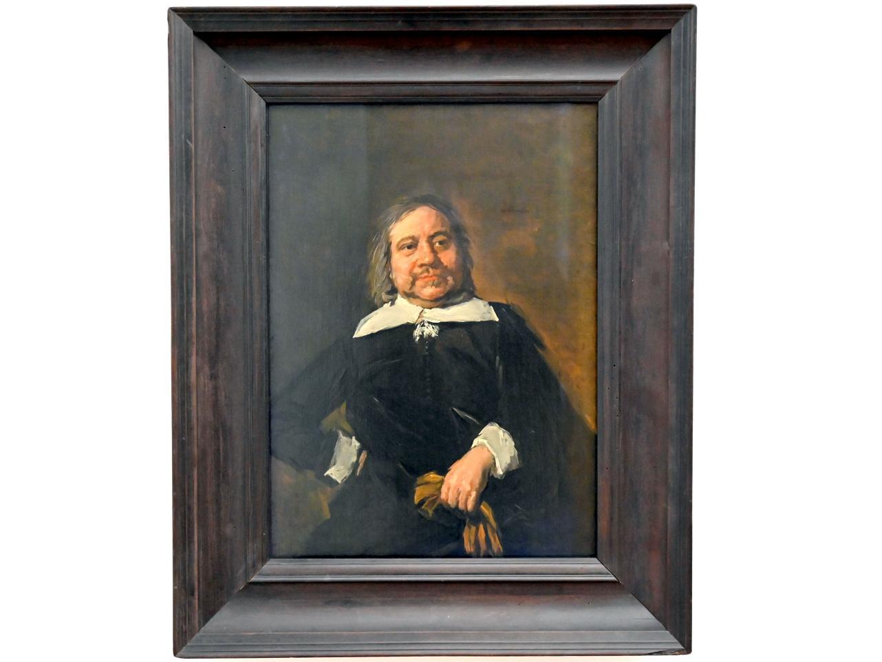 Frans Hals: Willem Croes, 1660 - 1662