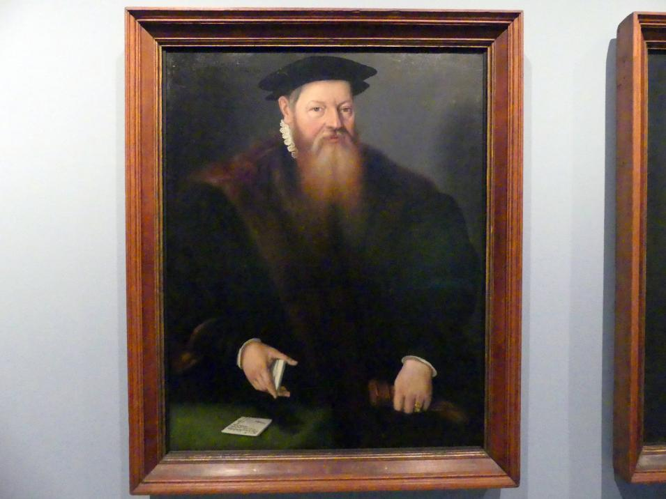 Nicolas Neufchâtel: Stephan II. Praun (1513-1578), 1568