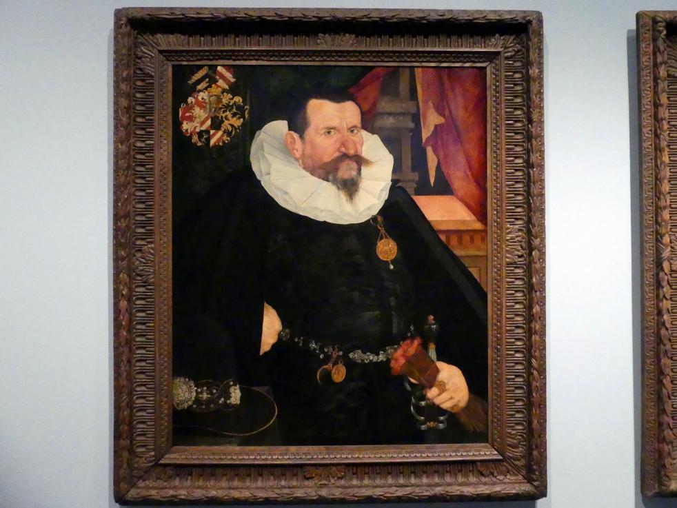 Matthias Krodel der Jüngere: Ulrich Röhling (1562-1631), 1615