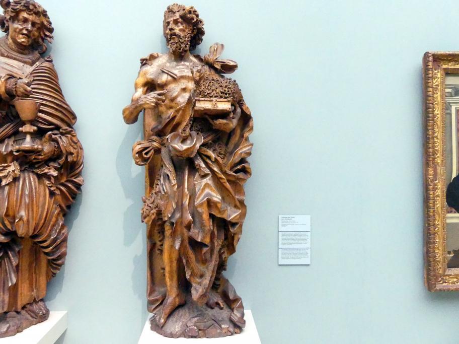 Meister HL: Johannes der Täufer, Um 1520 - 1525