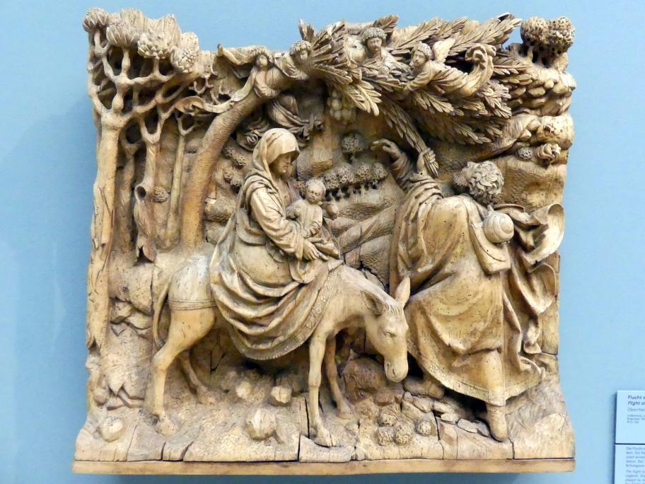 Flucht der Hl. Familie nach Ägypten, um 1510 - 1520