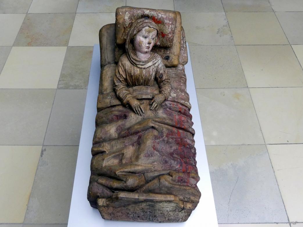 Maria im Wochenbett, Um 1510