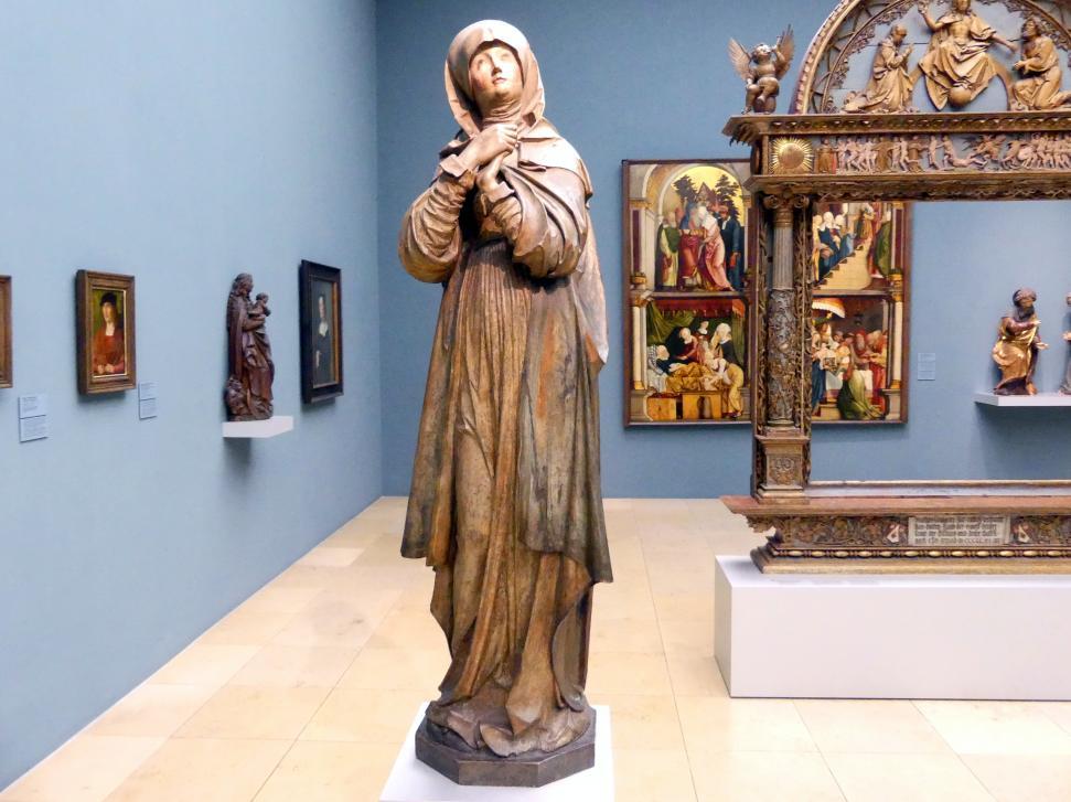 Meister der Nürnberger Madonna: Die Nürnberger Madonna, um 1510
