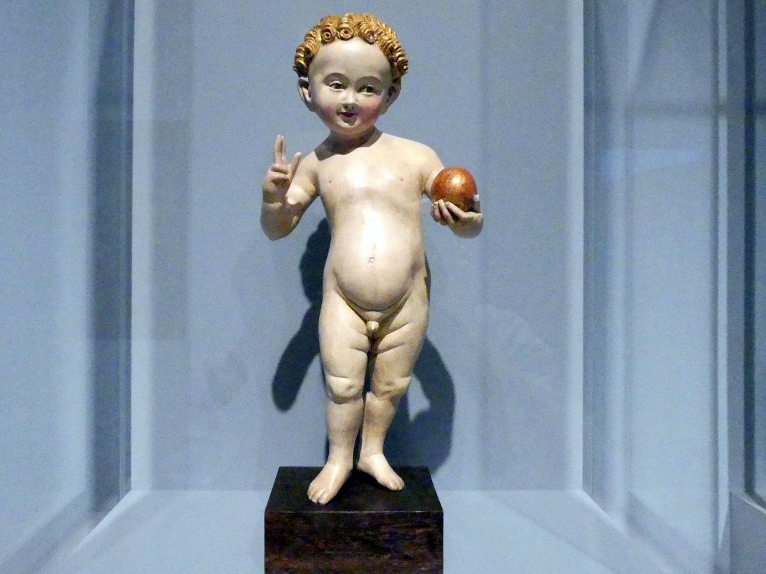 Stehendes Christuskind, Um 1500 - 1510