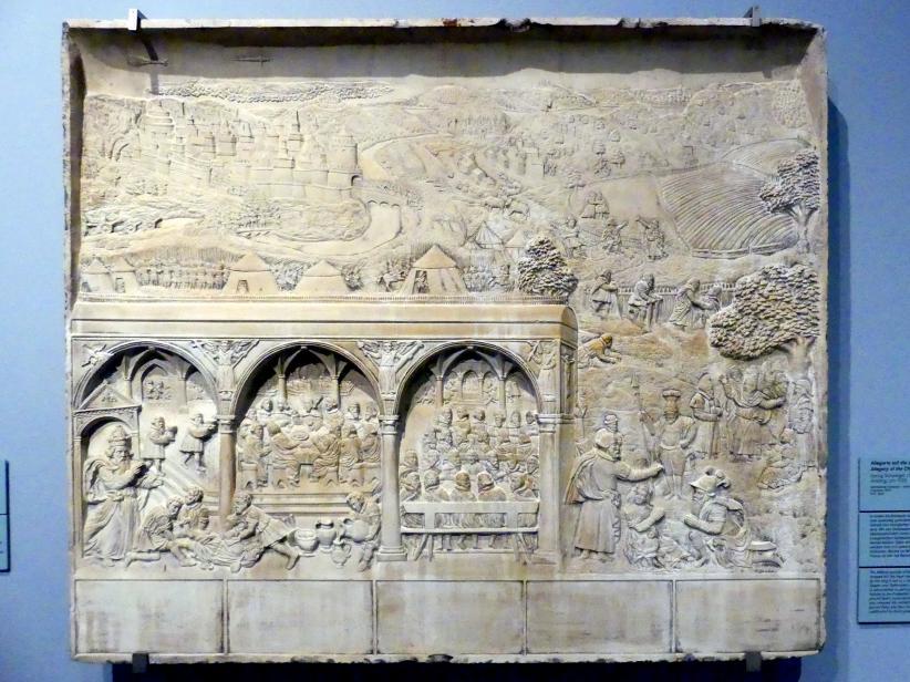 Georg Schweiger: Allegorie auf die christliche Gemeinde, um 1595