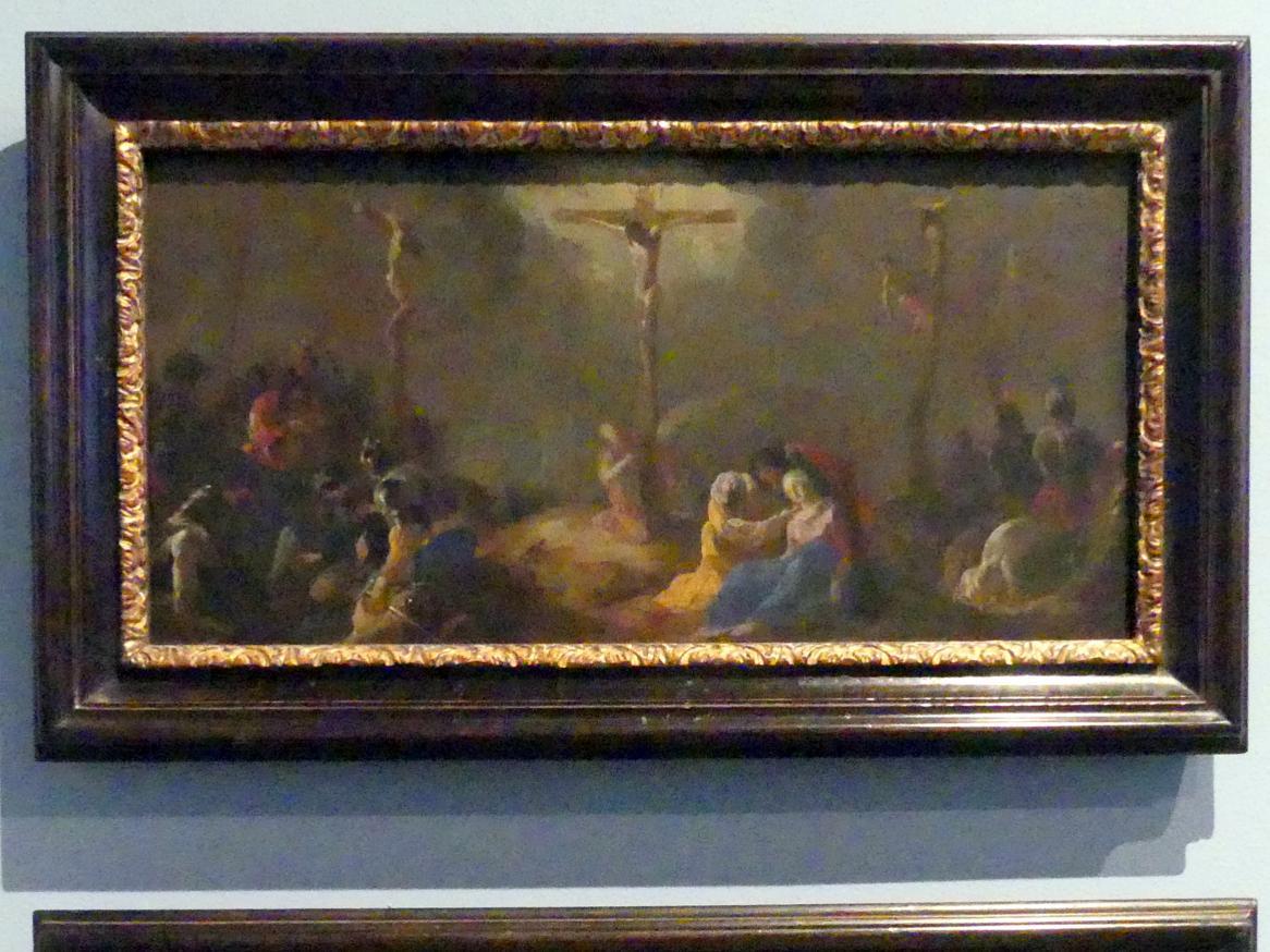 Johann Heinrich Schönfeld: Kreuzigung Christi, um 1650